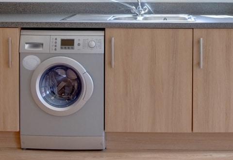 Wasmachine warmtepomp