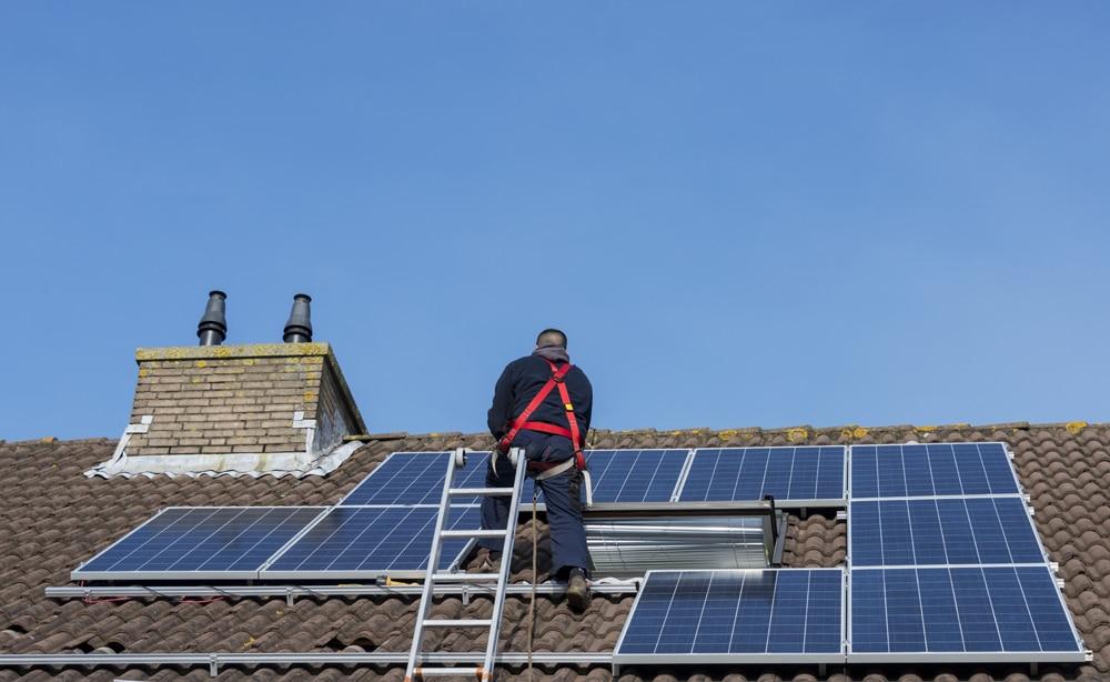 zonnepanelen verhuizen