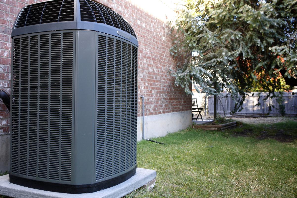 huis verwarmen met warmtepomp