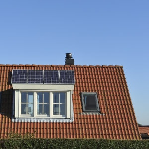hybride zonnepanelen kleine oppervlakte