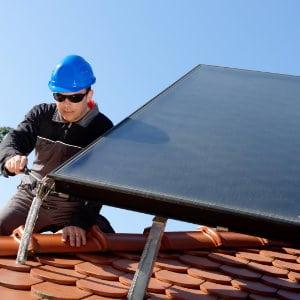 installatie hybride zonnepanelen
