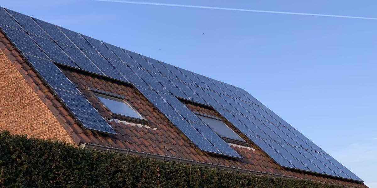 zonnepanelen 2021