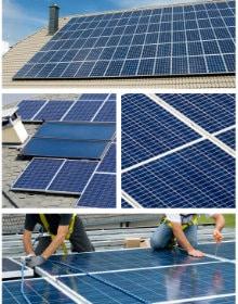 zonnepanelen berekenen