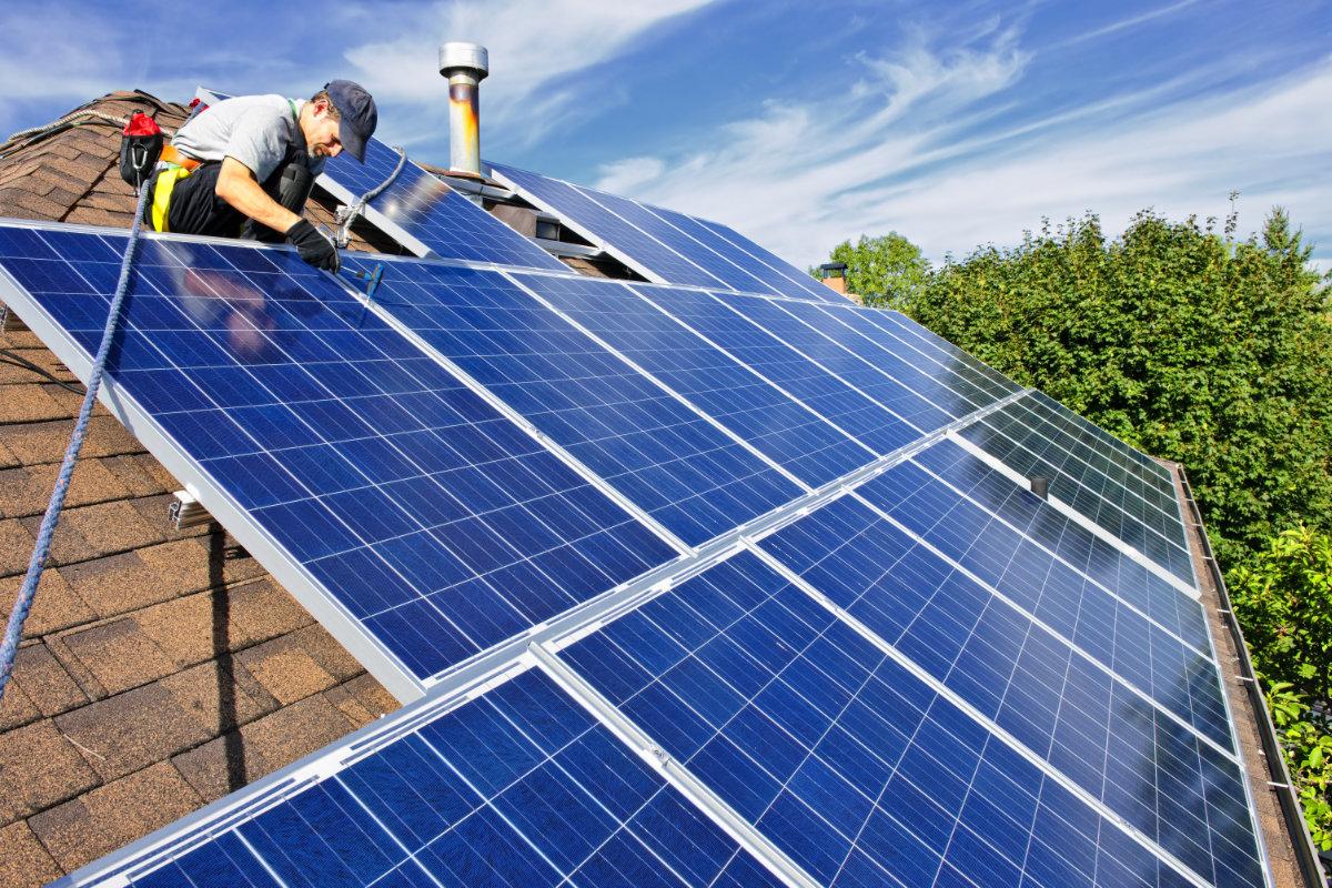 zonnepanelen kopen
